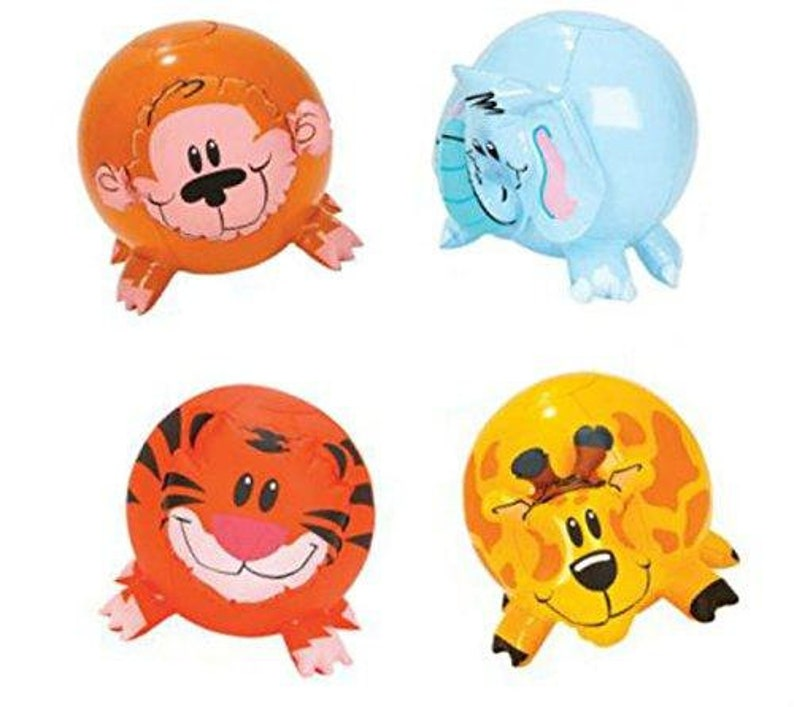Play Kreative TM Animal Shaped Pool Balls