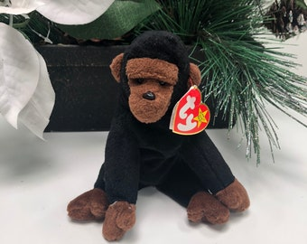 9796b9cf6a2 Very Rare Congo Beanie baby with lots of mistakes