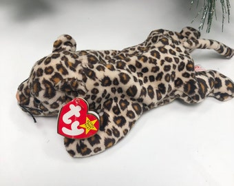 53226e8ee5c Rare Ty Beanie baby Freckles with mistakes