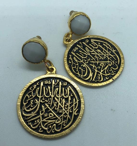 Ottoman style Kalama Earrings