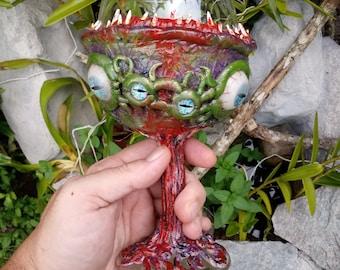 Vampire goblets | Etsy