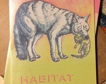 Habitat: Ashcan (matt cover)