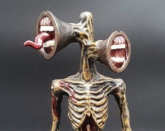 Siren Head (Sirenhead) Handmade Figure V2.0 - removable
