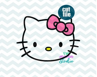 Hello Kitty svg 68dc4ea4a4919