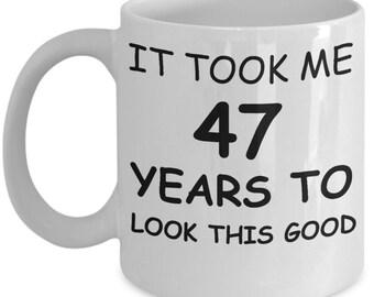 47th Birthday Gift