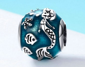 Pandora Mermaid Etsy
