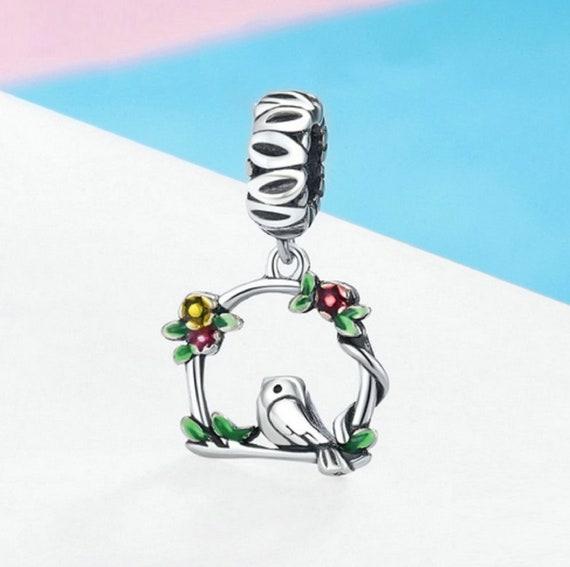 925 Sterling Silver Swan Pendant Charm Necklace Bird Fine Jewelry Gifts Women