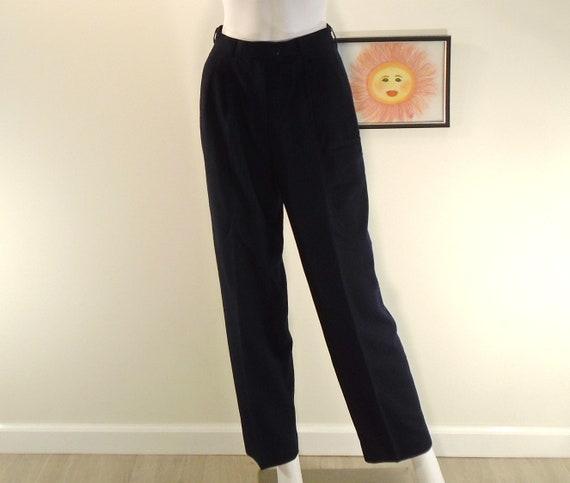 Vintage Pinstripe Pants 2