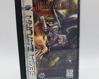 dragon force games