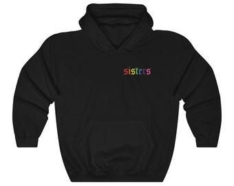 Sisters James Charles Hoodie Unisex Heavy Blend™ Hooded Sweatshirt 71fdbd80e22