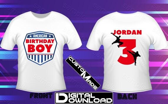 954a818d4 American Ninja Warrior Shirt Iron On Transfer American Ninja Etsy