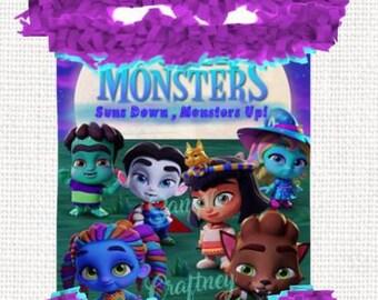 Super Monsters Pinata