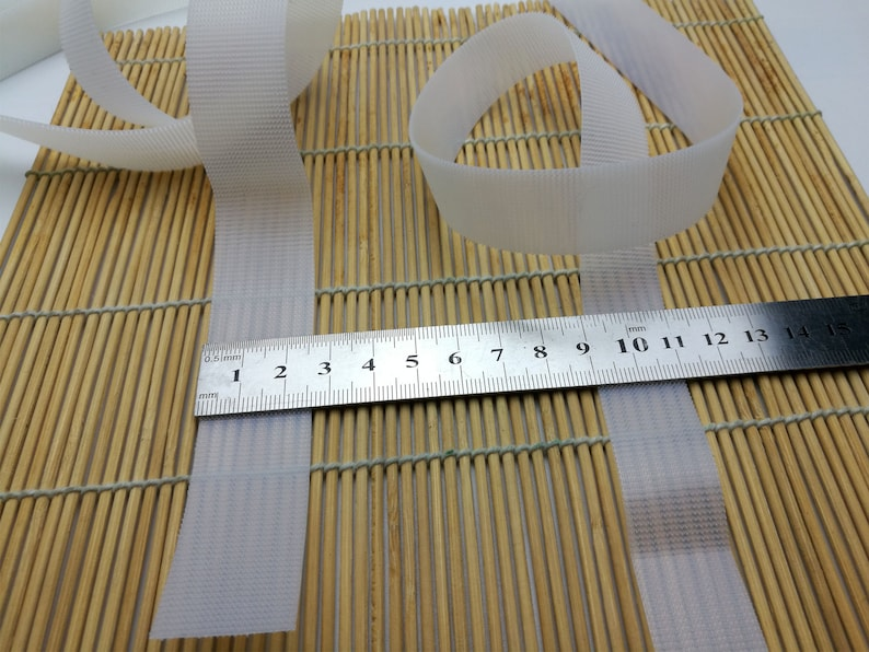 doll clothes velcro 3 yard Ultra Thin Fastener hook and loop is for making dolls