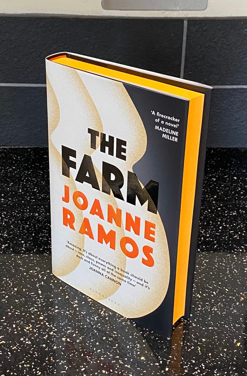 The Farm By Joanne Ramos book From a Signed and numbered image 0