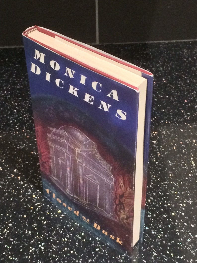 Closed at dusk by Monica Dickens . 1st edition 2nd impression image 0