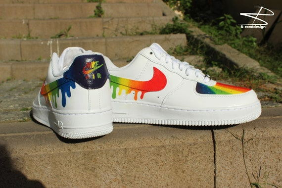 nike air force 1 arcobaleno