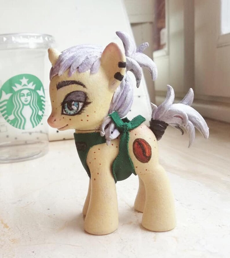 Custom MLP G4 : My Little Pony OC figure / sculpture - Made to order - A  great gift for a brony