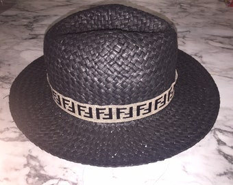 78279db3c38 Custom inspired fashion hat fedora