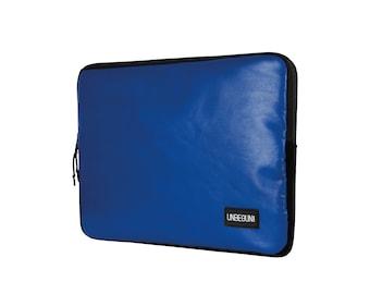 b2b465c76e1 Sustainable Blue Eco laptop sleeve uit Amsterdam (13 inch & 15 inch)-MacBook  Pro Sleeve/notebook hoes/laptop hoes/laptop hoesje