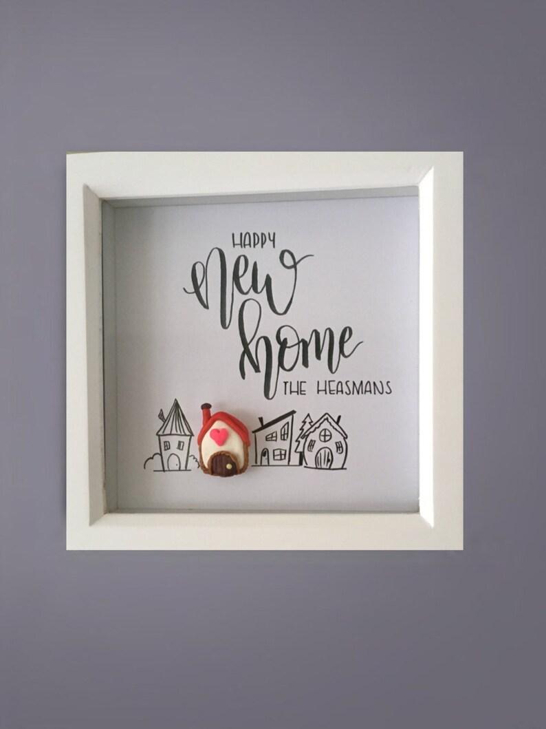 New home frame