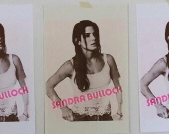 Sandra bullock | Etsy