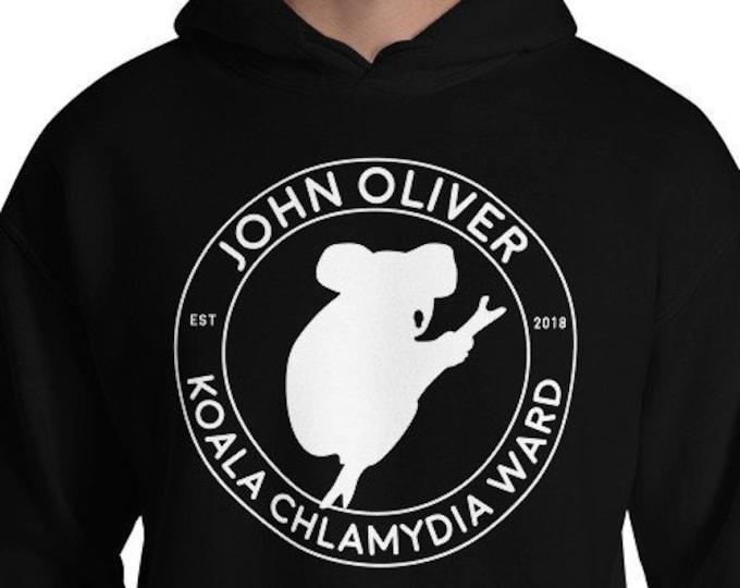 JOHN OLIVER Koala Chlamydia Ward / HOODIE [8 Colors]