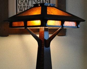 87953fd22b95 Arts and crafts lamp