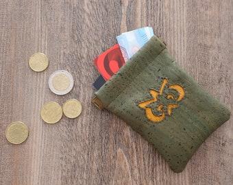 Change purse Cute womens small wallet