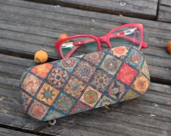 Glasses case Cork case Eco case Eyeglass case Hard case for glasses