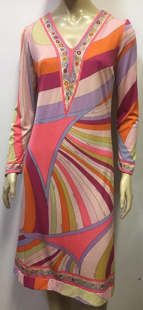 Pucci Vintage 60's Dress