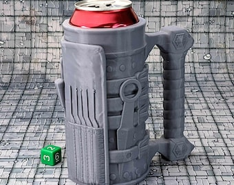 The Rogue Mythic Mug Can Drink Holder Gaming Accessory Tabletop Dice Cup Roller Box Cosplay Dungeons and Dragons DnD