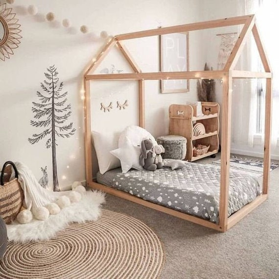 Bedhouse Toddler Bed Baby Bed House Lit Cabane