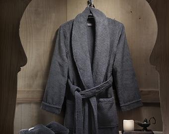 Sultan 100% Turkish Cotton Luxury Bathrobe adbd02e0f