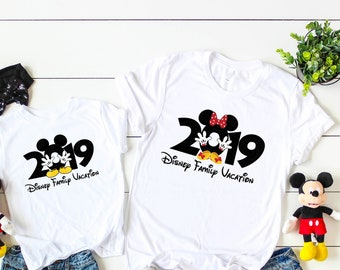 5aeeda8c1a Disney 2019 shirts,Disney Family Shirts 2019,Matching Family Disney Shirts,  Personalized Disney Shirts for Family and Women 2019 DS83