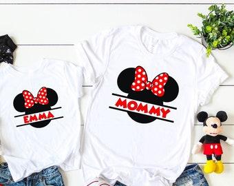 1855ca053 Custom Disney shirts,Personalized Disney shirt,Disney Family Shirts - Disney  Shirts - Disney Family matching shirts, Mickey silhouette DS3