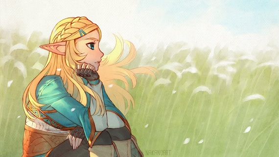 Legend Of Zelda Fanart Wallpaper Pack And Avatars