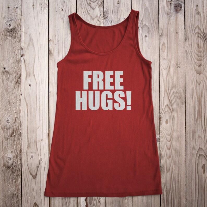 Men/'s Free Hugs Tank Top