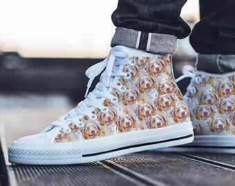 dog vans shoes