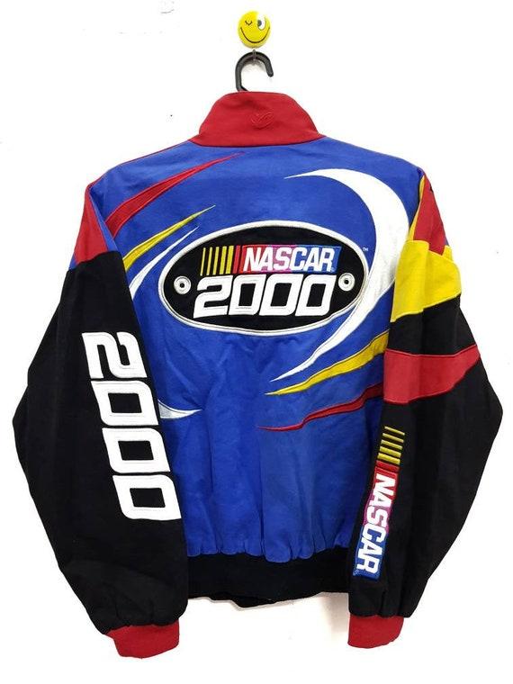Rare ! 90's Nascar Racing Jacket