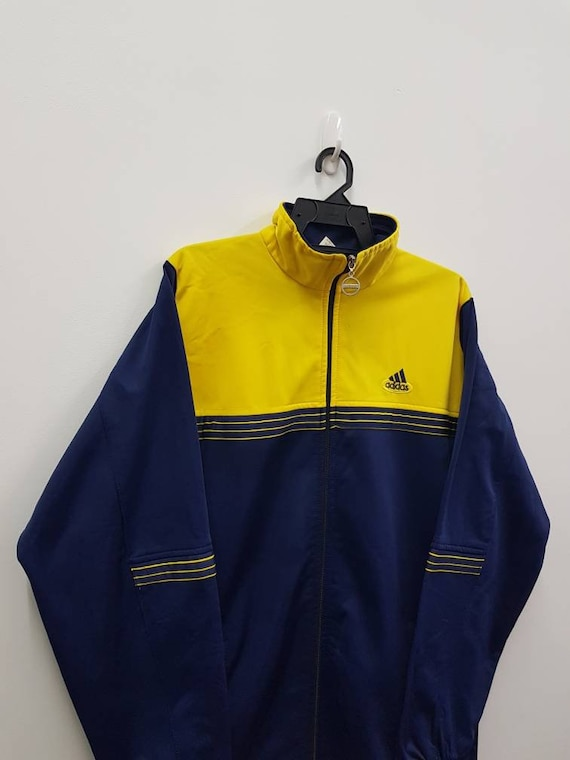 Vintage Adidas Training Tops Sweater