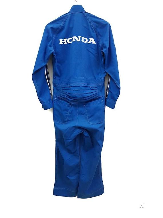 Vintage Overall Honda
