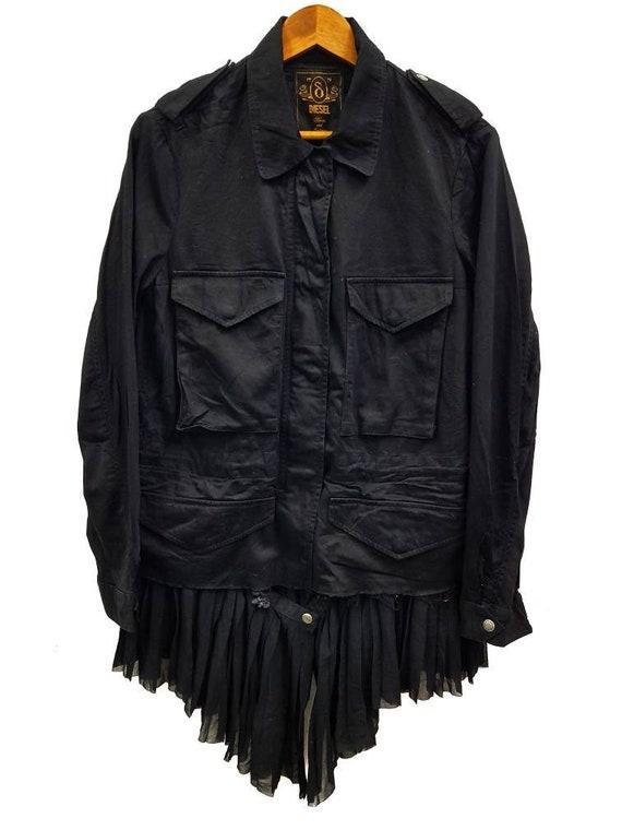 Rare ! Diesel Dress Jacket