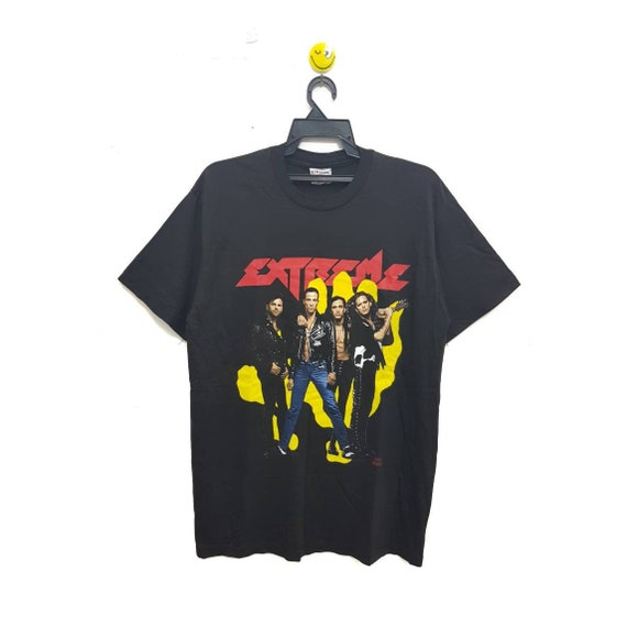 Vintage 90's Extreme A Funked Up Fairytale Band Te