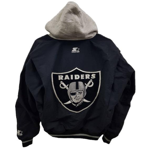 Rare ! Starter Nfl Riders Big Logo Jacket