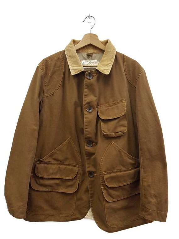 Vintage Work Wear Sugar Cane Jacket
