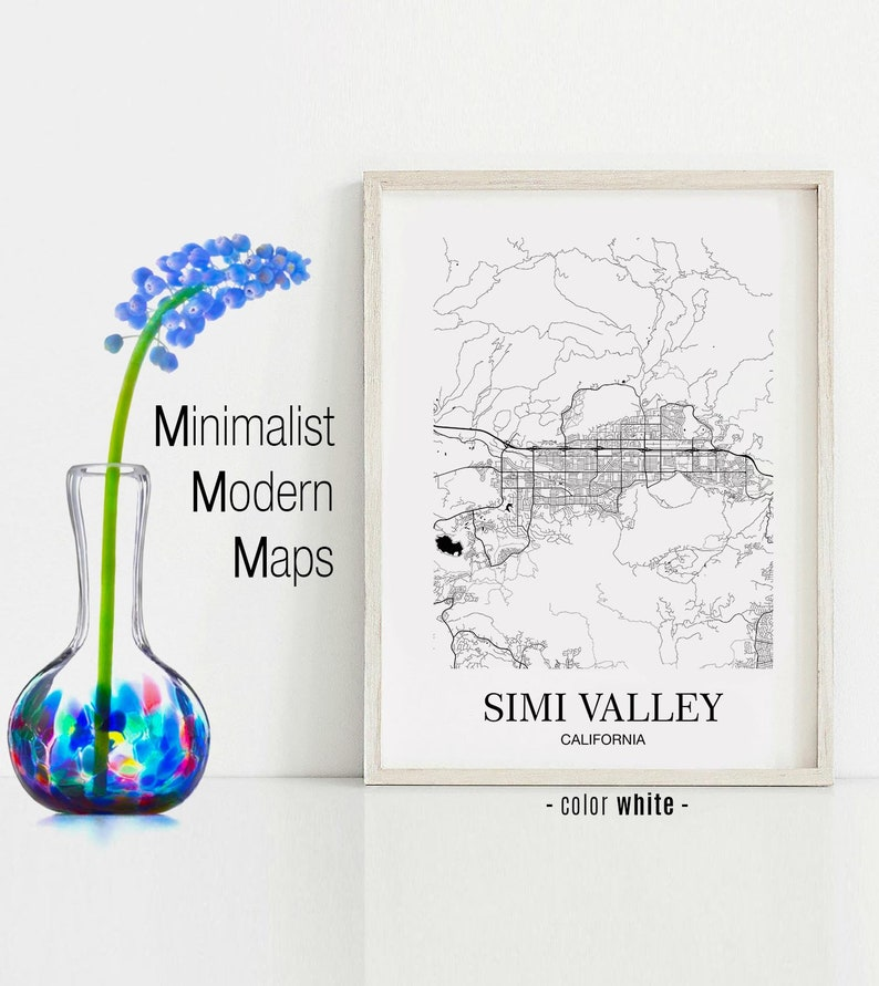 Simi Valley, Simi Valley CA map, Simi Valley modern art print, Simi on newport harbor ca map, balboa beach ca map, sandberg ca map, sanger ca map, puente hills ca map, south whittier ca map, calabasas ca map, fillmore ca map, sacramento ca map, santa cruz ca map, vista ca map, hollywood beach ca map, industry hills ca map, chicago ca map, las vegas ca map, malibu ca map, pacific palisades ca map, conejo valley ca map, la purisima mission ca map, solano beach ca map,
