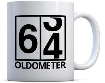 64 geburtstag lustig