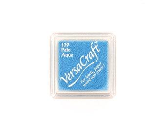 Stamp pads-VersaCraft pale Aqua