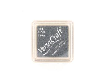 Stamp pad-VersaCraft cool Gray