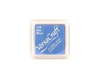 Stamp Pad-VersaCraft sky Blue
